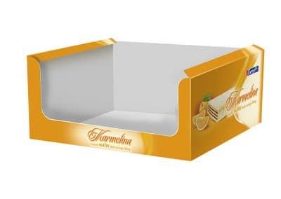 BOX 55g vanilla